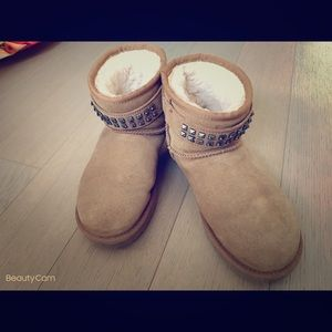 UGG winter Ankle Boots